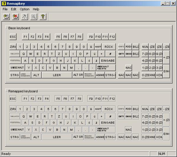 symbole tastatur kombinationen